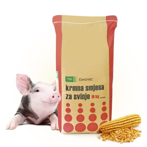 krmna smjesa za svinje
