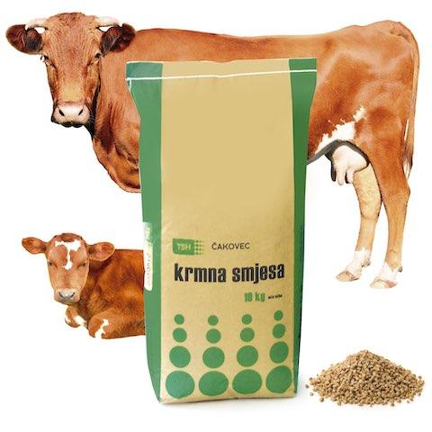 krmna smjesa za goveda